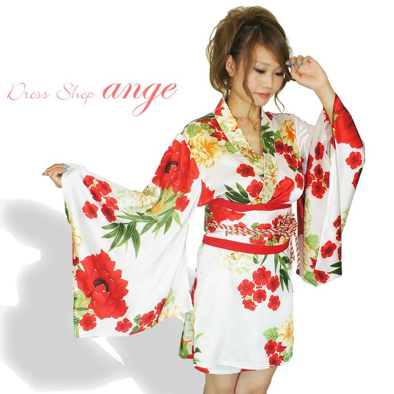 キャバドレス/花魁ショートドレス